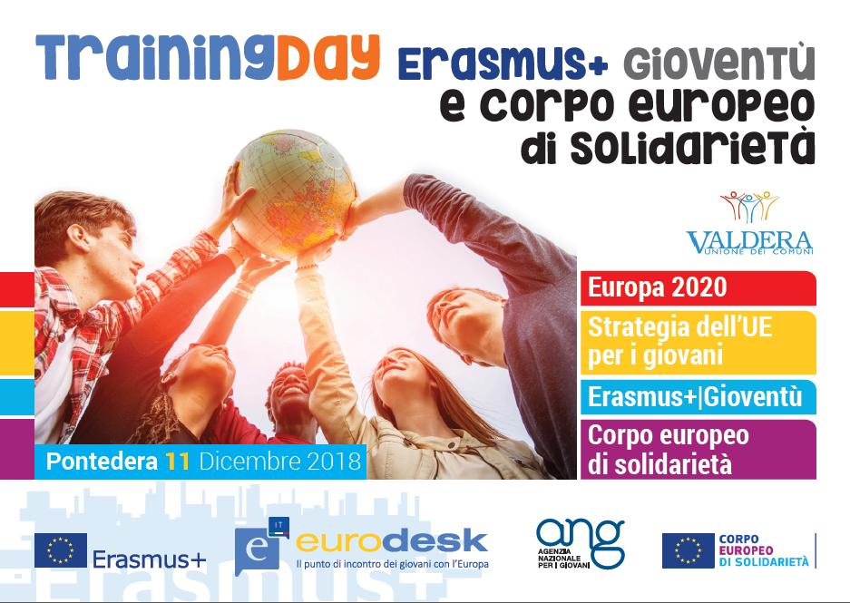 Training Day Corpo Europeo di Solidarietà